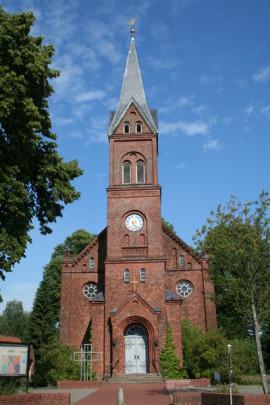 Erlöserkirche Henstedt