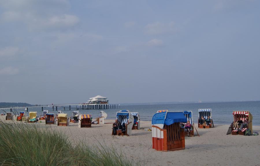Travemünde Strand Gesperrt